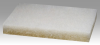 3M Scotch-Brite HP-HP Non-Woven Aircraft Cleaning Pad - 6 in Width x 12 in Length - 33274 -- 048011-33274