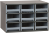 Cabinet, 19-Series Steel Cabinet 9 Drawers -- 19909