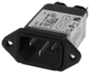 Power Entry Connectors - Inlets, Outlets, Modules -- 10EF1FC-ND -- View Larger Image