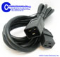 AC  Power Cords -- IEC(C20)-IEC(C19) EXT - Image