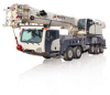 Telescopic Truck Cranes -- TC 40