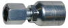 Fitting,Crimp,Female JIC,Straight,1/4 -- 21A753