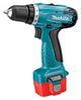"""6261DWPE - 9.6V Cordless 3/8"""" Driver-Drill Kit -- 6261DWPE"""