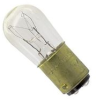 CHICAGO MINIATURE LIGHTING - 6S6DC/120V-10PK - LAMP, INCAND, BAYONET, 120V, 6W -- 152888