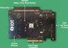 Evaluation Board for 89HT0816AP Retimer, 8-lane, 8Gbps, PCIe3 -- 89KTT0816AP