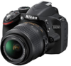 Nikon D3200 24.2mp D-SLR 3in LCD Camera w/ AF-S DX Zoom-NIKKOR 18-55mm Lens - Full 1080p HD Video -- 25492