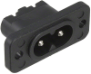 Power Entry Connectors - Inlets, Outlets, Modules -- 486-2206-ND - Image