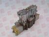 """PARKER L6653921153 ( VALVE, 3/8"""", 120 VAC, 4 WAY/3 POSITION SOLENOID AIR CONTROL VALVE ) -Image"""