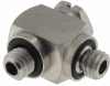 10-32 External Thread Adjustable Fitting -- MLSN Series -- View Larger Image