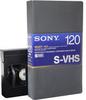 Sony MQST-120 S-VHS
