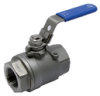 Stainless Steel Ball Valve -- s. 132 Stainless steel