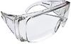08585 - Kimberly Clark KLEENGUARD V10 Safety Glasses, Clear Lens, OTG (Over the glasses) -- GO-15940-55