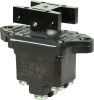 TP Series Rocker Switch, 2 pole, 3 position, Screw terminal, Above Panel Mounting -- 2TP7-7 -Image