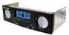 Silverstone FP52 Aluminum Fan Controller / Monitor - Black -- 70833