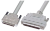 Ultra SCSI Cable, .8mm Male / HPDB68 Male, 1.0m -- SZA00002-1M -Image