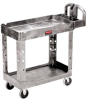 RUBBERMAID Heavy-Duty Tray-Shelf Carts -- 2310227
