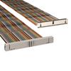 Rectangular Cable Assemblies -- M3TKK-6040K-ND -Image