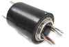 Slip Rings with Through-Bores -- AC6200-6P/12S