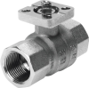 Ball valve -- VAPB-1-F-40-F0304 -Image