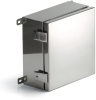 Wall-Mount Stainless Steel Box Latch-Hinged Type -- SLM Series -Image