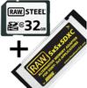 Hoodman SXSXSDXC Memory Adapter Kit with 32G SDHC Card