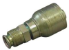 Hose Fitting,Crimp,1/4 In Hose -- 14L758