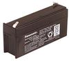 PANASONIC BATTERIES - LC-R063R4P - LEAD ACID BATTERY, 6V, 3.4AH -- 969374