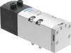 Air solenoid valve -- VSVA-B-T32H-AZD-D1-2AT1L -Image
