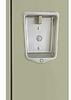 PENCO 1-Tier Lockers with Recessed Handle -- 7801695
