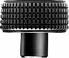 Knurled Plastic Knob -- Model 33801 - Image