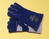 1250 Stick Welding Gloves - Side split cowhide welding gloves, double reinforced thumb > SIZE - L > STYLE - 12/Pr/Pk > UOM - Pair -- 1250-L