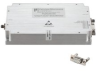 47 dB Gain High Power VDMOS Amplifier at 50 Watt Psat Operating from 1.5 MHz to 100 MHz with SMA -- FMAM5056 -Image