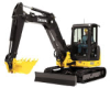 60D Compact Excavator - Image