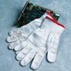 Ansell Nylon ESD Cleanroom Gloves -- hc-18-999-468A