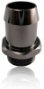 """XSPC G1/4"""" to 3/8"""" Barb Fitting - Black -- 70829 -- View Larger Image"""