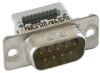 3M - 8209-6000 - D SUB CONNECTOR, STANDARD, 9POS, PLUG -- 132866 - Image