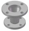 ASA Conical Reducer Nipple -- View Larger Image