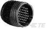 Circular Power Connectors -- 206151-4 -Image