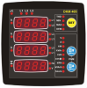 Network Analyzer With Total Harmonic Distortion Relays -- DKM-405