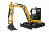 Mini Excavators -- 304E2 CR