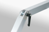 Hinge 5 20x20, heavy-duty with Clamp Lever -- 0.0.464.43 -Image