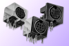 Mini Connectors: Circular Mini DIN Jacks -- Series = CMDJ - Image