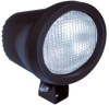 D-HID-4600-F 35 watt HID - Nylon - Oval (6.7X4.7 inches) - 3200 lumens - 12 VDC - FLOOD 140'X170' -- D-HID-4600-F