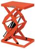 Compact Scissor Lift -- DXS72-40