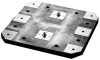 Quick-Change Pallet Subplate -- CL-MF00-0844