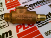 AY MCDONALD 6214-3/4 ( PRESSURE RELIEF VALVE BRASS 3/4IN ) -- View Larger Image