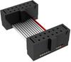 Rectangular Cable Assemblies -- FFSD-06-D-02.40-01-N-ND -- View Larger Image