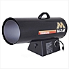 NATURAL GAS FORCED AIR HEATER -- MH-0150-NM10