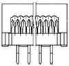 AMP-LATCH Ribbon Cable Connectors -- 5746613-2