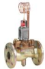 Thermostatic valves with temperature sensitive sensor WVTS Series